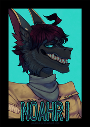 BADGE FOR NEPOOK by LiLaiRa