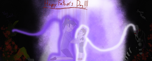Happy Father's Day! by askThePlushtrap