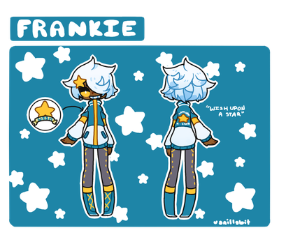 Star Fanatic Ref by vanillabit