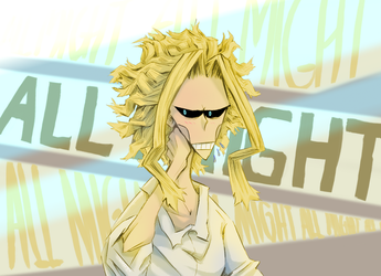 All Might by Wgirly