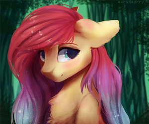 Peaceful by marshmerry