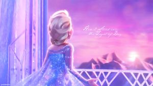 Here I Stand - Frozen Wallpaper by rockinthisworld