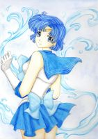 Sailor Mercury Crystal by Dawnie-chan