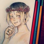 Flower crown by BlakkaStar