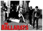 The Ballarats I-Tunes Cover by jazzylemonade