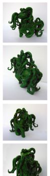 My Little Cthulhu by Spippo