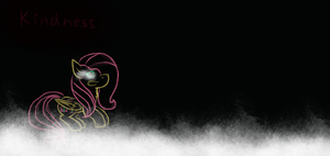 Soulless- Fluttershy by crazyH8