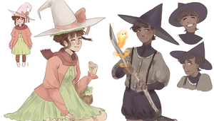 | CLOSED |  witchy adopts by vittuce