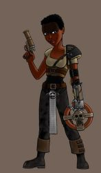 Michele Landon as Imperator Furiosa by BloodyWilliam