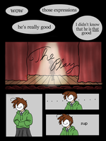 TGTBTF + Cry a YT-Comic | [1/01] THE PLAY by turtletoastart