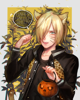 HAPPY HALLOWEEN ft.Yurio by Beii-ac