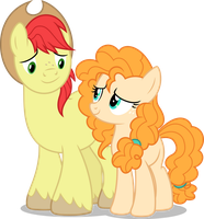 Vector #745 - Bright Mac - Pear Butter by DashieSparkle