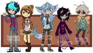 Pallet Adopts (3/5 Open) by fandopts