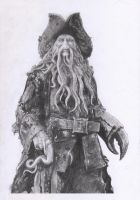Davy Jones by sugesnugetti