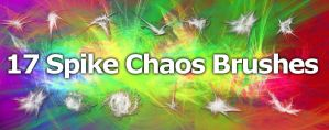 17 Spike Chaos Brushes by XResch
