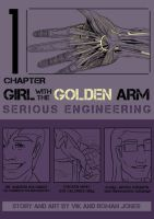 Serious Engineering Girl with the Golden Arm cover by RomanJones
