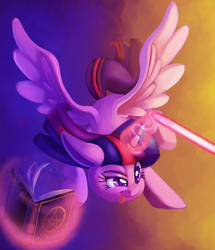 New Spell by thediscorded