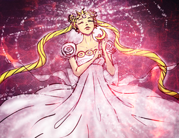 Princess Serenity by Urani-a