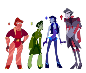 [TFP/SU] The Squad by auto-manic