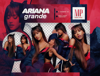 PACK PNG 852| ARIANA GRANDE by MAGIC-PNGS