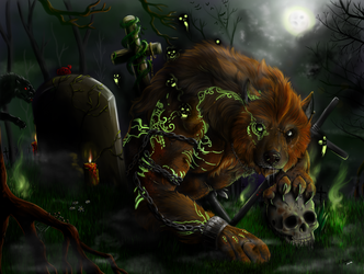 Beast of Prey - The Evocation by FuriarossaAndMimma