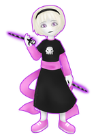 Rose Lalonde by remlily