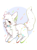 Trade || Casper by bubblegum-party