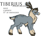 super duper deer by justcatswithbowties