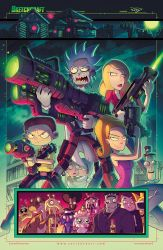 Rick and Morty: Total Rickall Tribute by RobDuenas