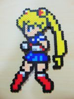Sailor Moon Perler by Perler-Pop