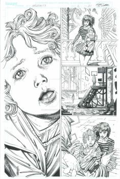 Artifacts - Issue 2 Page 21 by MichaelBroussard