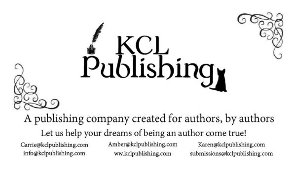 KCL Publishing Business Cards by CarrieLeFey316