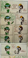 When You Are The Riddler by VanHinck