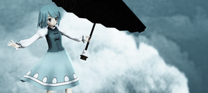 I'm a lonly umbrella... by MoonyWitcher