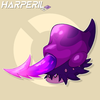 [SCRAPPED] #106- Harperil by Kakity
