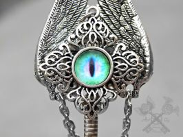 Norlanth- Handmade Key Necklace preview. by ArtByStarlaMoore
