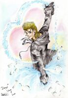 Demyx: Water of Love by X-Seion-X