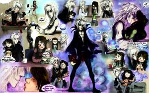 Labyrinth GND Background by youowemeasoda