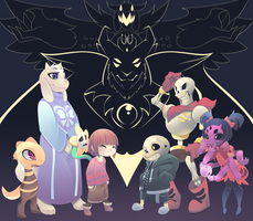 undertale by phation