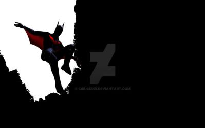 Batman beyond test cover3 by cirus5555