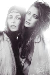 American Indian Editorial by larafairie