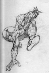 Spidey by judsonwilkerson