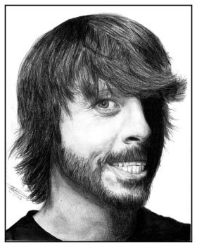 Dave Grohl by control