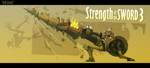 Strength of the SWORD 3-Drill Attack by Ratrien