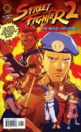 Street Fighter The Movie 2: The Comic Cover A by Robaato