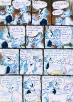 Wolves of Viride Woods (page 9) by CosySister