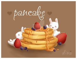 pancake by Milch-schnitte