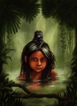 Jungle book by mdyjak