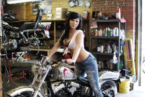 Bluejean Baby by AO-Photography