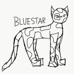 Cat template (spotted 1) by Bluestar1991